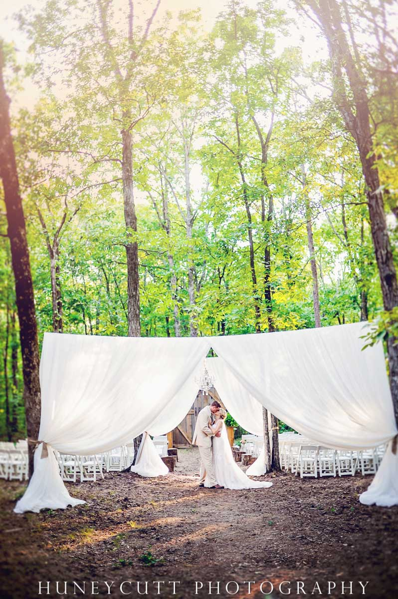 North Carolina Outdoor Weddings