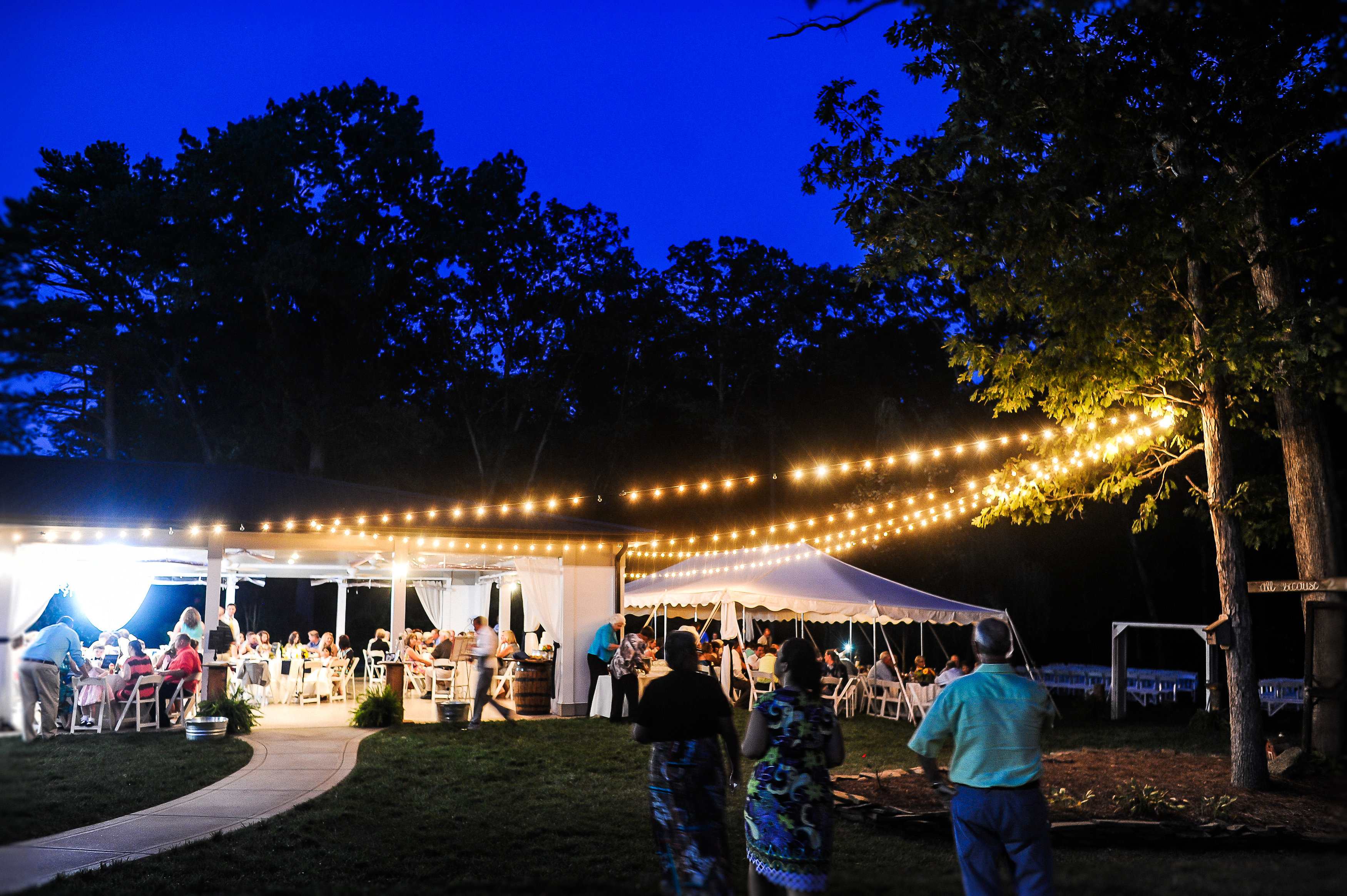 North Carolina Garden Weddings