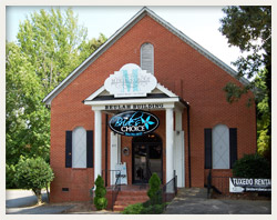 The Bride's Choice :  Locust, NC